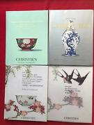 Totally 4 Volumes Christie 1999-2006 The Robert Zhang Collection Of Chinese Art