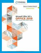 Shelly Cashman Series Microsoft�office 365 And Office 2019 Int... By Cable, Sandra