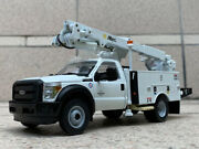 134 Altec At40g Lift Vehicle Ford Pickup Diecast Car Model Truck Boy Gift