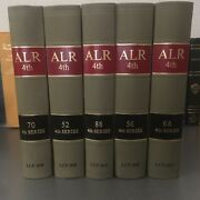 Vintage Texas Law Book Lot Of 5 Decorative Set Staging Décor Library Props