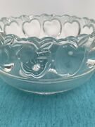 And Co Apple Band Crystal Bowl 5