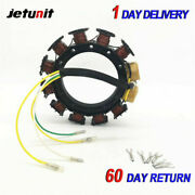 Great Value Outboard Stator Mercury 398-832075a5398-832075a6 2cyl.30 40 50 Amp