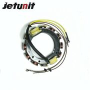 Outboard Stator For Johnson Evinrude 1873-197785115135and140hp12amp 581680