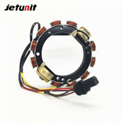 Outboard Stator For Johnson Evinrude 584766 1989-1998606570hp-3cyl9amp