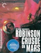 Robinson Crusoe On Mars Criterion Collection [new Blu-ray]