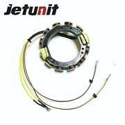 Great Value Outboard Stator For Johnson Evinrude 581303and039581860 1901-1950 12amp
