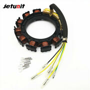 Great Value Outboard Stator Mercury 25h-2cyl 16amp 65w-85510-00-00