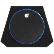 Planet Audio Pab100 10 Inch 300 Watt Amplified Subwoofer System With Enclosure