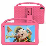 Kids Tablet 7 Inch Quad Core Kids Learning Tablet Android 10 Wifi Bluetooth
