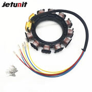 Outboard Stator For Mercury 1989-199140hp-4cyl398-818535a3a5a8a9a10a11