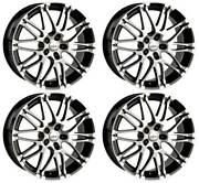 4 Alloy Wheels Oxigin 14 Oxrock 8.5x20 Et40 5x108 Swfp For Ford C-max Edge Focus