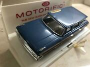Vintage 60s Ideal Motorific Blue Ford Country Squire Woody Panel Wagon Body Nos