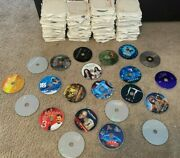 Lot Of 1,000 Dvds - Movies And Tv Shows - Block Buster Dvd