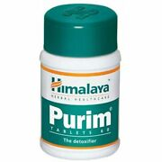 5 Bottles X Himalaya Purim Tablets 60 Tabs Each, Treats Acne Skin Infections F/s