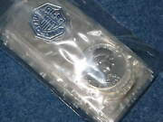 1962 Franklin Silver Half Dollar Gem Proof Roll Of 20 Coins Us Mint Cello E0219
