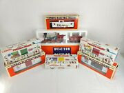 Lionel Disneyland 35th Anniversary 4-4-0 With 5 Boxcars And Caboose New In Box
