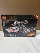 Lego 75249 Star Wars Resistance Y-wing Starfighter Brand New And Free Shipping