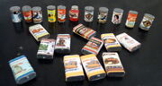 Lot Of 22 Vintage Style Food Cans Grocery 112 Dollhouse Miniature
