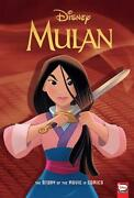 Disney Mulan The Story Of The Movie In Comics By Gregory Ehrbar English Hardc