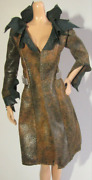 Barbie Twilight Eclipse Vampire Victoria Doll Clothes Long Trench Coat Jacket