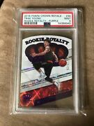 2018 Pannini Crown Royale Trae Young Rookie Royalty Psa 9 Pop 1