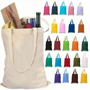 100 Pack Grocery Shopping Totes Bag Bags Recycled Eco Friendly Wholesale Bulk