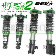 For Subaru Outback Bm/br 2010-14 Rev9 Hyper-street Ii Coilovers Camber Plate