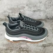 Nike By You Id Womenand039s Air Max 97 Gray/white/pink Womenand039s Size 7.5 Dc8133 991