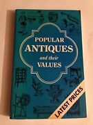 Popular Antiques And Their Value By Tony Curtis