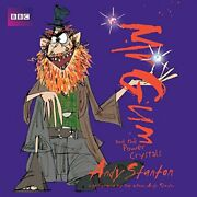 Mr Gum And The Power Crystals Children's Audio Book Perfor... By Stanton, Andy