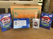 🔥 3 1989 Upper Deck Low Series Boxes 💎 + Griffey Rc 1 Psa 8 - Bbce And Fasc