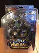 World Of Warcraft Broll Bearmantle Dc Unlimited Action Figure Series 2