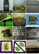 Mirage Studios Collection 1989 Tmnt Skateboard And More Items -vintage Turtles