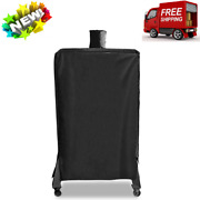 26 Bbq Grill Cover For Pit Boss Pbv5p1 And Pbv4ps1 Vertical Wood Pellet Smokers..