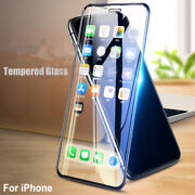 Lot For Iphone 12 Mini 11 Pro X Xs Max Xr 7 8 Se Screen Protector Tempered Glass