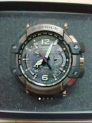 Limited To 500 Pieces G-shock Gpw1000kh-3ajf Sky Cockpit Menand039s Watch