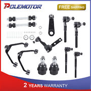 Set Front Upper Control Arm Ball Joints For Ford F150 F250 Lincoln Blackwood 2wd