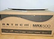 Anthem Mrx 500 Receiver With Arc New Open Box
