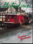 Electric Lines Amsterdam Transit Indiana Railroad New York Central 11-12 1989