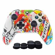 Hikfly Silicon Controller Cover Skin Protector Kit Xbox One/xbox One S/xbox
