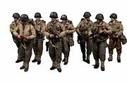 Ac Cftoys Lty001 1/12 Military Mobile Soldier Action Figure Bare Body Head