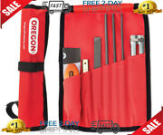 Oregon Chainsaw Field Sharpening Kit - Includes 5/32 3/16 And 7/32