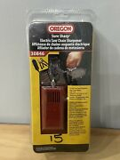 Oregon Sure Sharp Electric Chainsaw Chain Sharpener 30846 New In Package