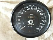 Smiths Speedometer For Jaguar Xke E-type Good Condition