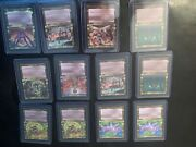 Magic The Gathering Collection Lot All Gold Cards Will Sell Separateandnbsp