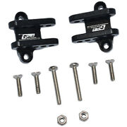 Shock Absorber Fixed Mount Kit For Losi 1/8 Lmt Solid Axle 4wd Monster Los04022