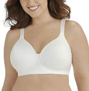 Vanity Fair Womenand039s Beauty Back Smoothing Wirefree Bra