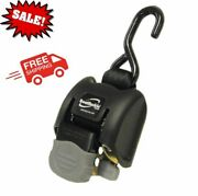 G2 Retractable Transom Tie-downs Up To 43 2pk Easy-access Dual-release Level