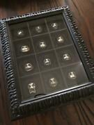 Nightmare Before Christmas Ring Set Silver The Twelve Faces Of Jack Limited