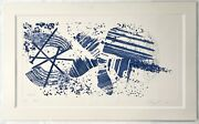 James Rosenquist Carousel State Ii Etching And Aquatint Signed And Numbered 66/78